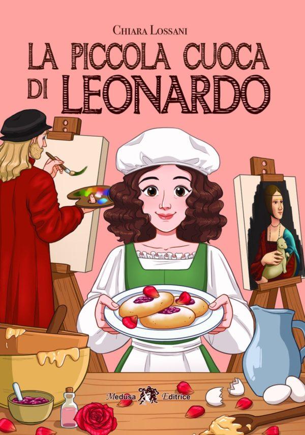 La piccola cuoca di Leonardo cover