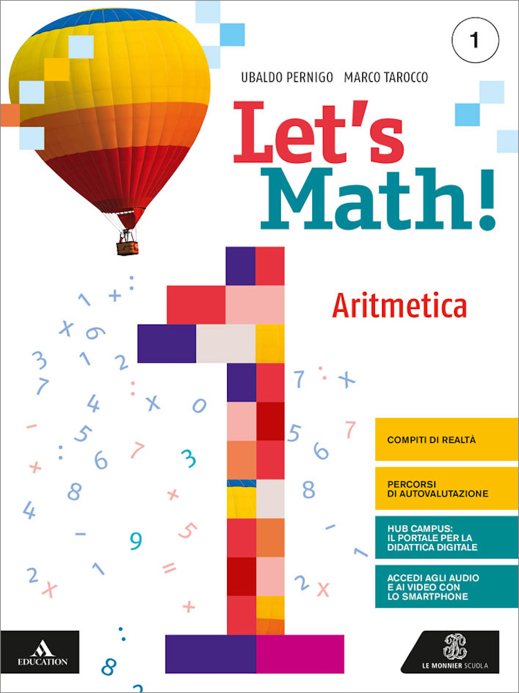 Cover Lets math!